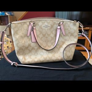 New with tags ladies Coach purse.